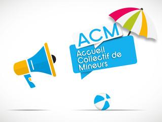 mégaphone : ACM