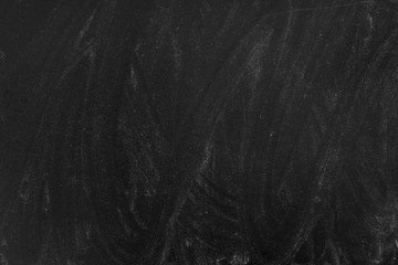 Blank Blackboard Background./Blank Blackboard Background
