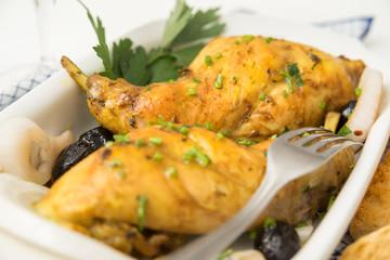 Coniglio alla cacciatora, Italian Food