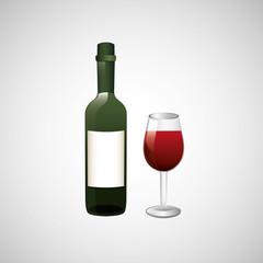 wine grapes design