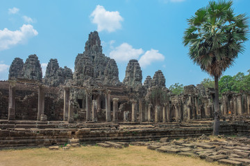 Cambodia and the Byon Temple
