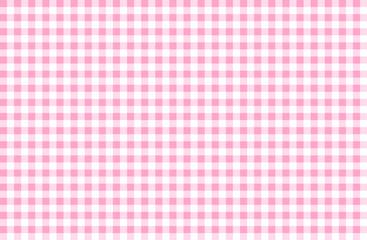 Rosa Karo Tischdecken Muster kariert