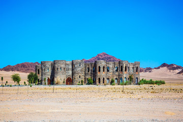 Hotel around the Namib-Naukluft National Park