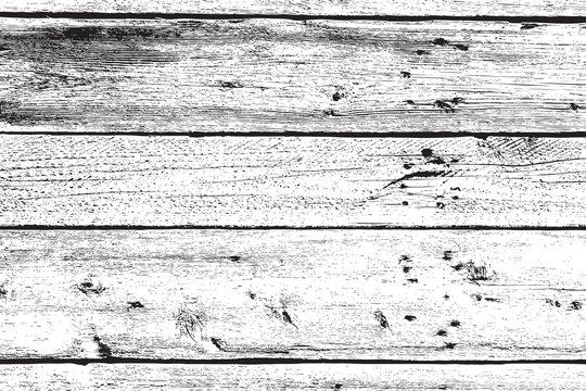 Wooden Overlay Planks