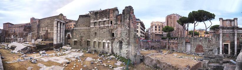 Foro de Augusto en Roma, Panorama