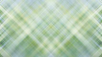 Green soft abstract background blur oblique lines.