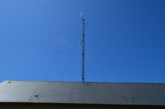 Antenne-relais de radio