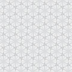 Abstract geometric pattern design