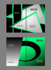 Business brochure Flyer Template