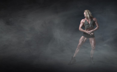 body buildng figure