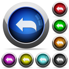Reply message button set