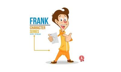 Frank Character Series - Display Screen