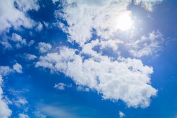 夏の雲  Summer cloud