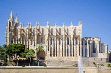 La Catedral-Basílica de Santa María de Palma de Mallorca
