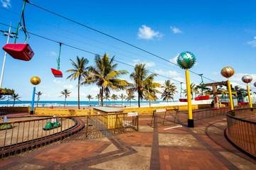 Wedge Beach Durban Südafrika