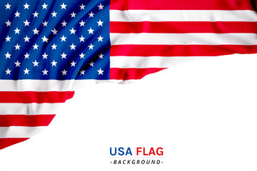 flag of US or United States, American, USA