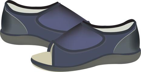 scarpe post operatorie