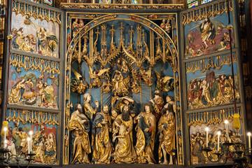 St Mary Altar in Krakow