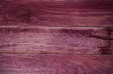 Red grungy wood boards texture