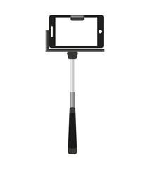 selfie photographic smartphone icon