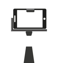 selfie photographic smartphone icon