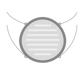 mask mouth protection icon