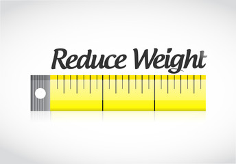 reduce weight measuring tape