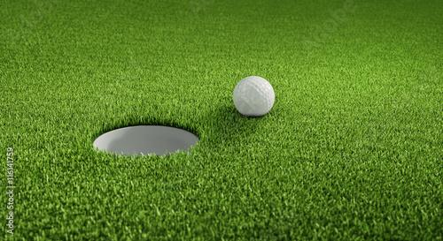 golfball am loch stockfotos und lizenzfreie bilder auf. Black Bedroom Furniture Sets. Home Design Ideas