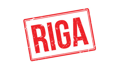Riga rubber stamp