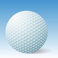 golf ball  symbol icon design.
