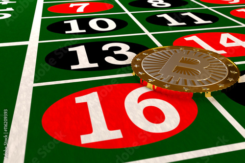 Online roulette bitcoin