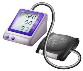 Blood pressure monitor kit