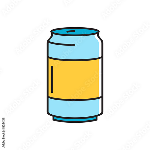 """Drink Can Icon"" Stock image and royalty-free vector files ..."