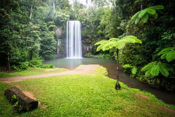 Majestic Millaa Millaa Waterfall