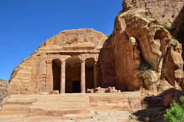Ancient Petra, Jordan