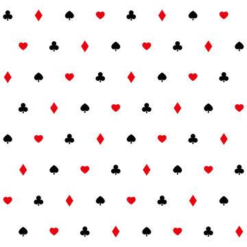 Alice In Wonderland. background. Trump. Red. Black. Pattern.