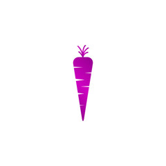 Carrot Vector Icon