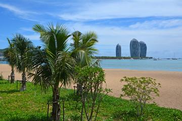 Phoenix Island, Sanya, Hainan (China)