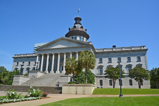 Columbia South Carolina State House is the building housing the government, General Assembly Governor and Lieutenant Governor of South Carolina.