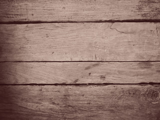 Closeup wooden texture for background, Top view