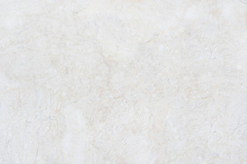 Beautiful white marble with natural pattern.