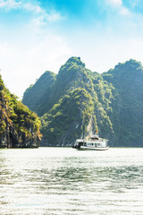HAIPHONG,the southeastern edge of Ha Long Bay in Northern Vietnam.