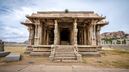 Vittala temple, Hampi, India