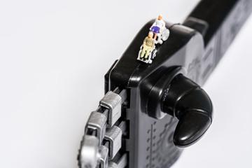 車椅子のシニア, ロボットハンド
