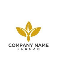 business finance insurance vector logo design 159