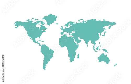 World map planet and world map global continents world map symbol world map planet and world map global continents world map symbol land ocean abstract silhouette gumiabroncs Image collections