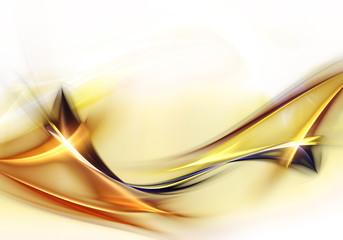 Elegant abstract