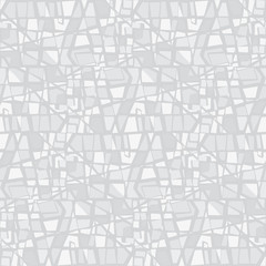 abstract light gray wall seamless vector pattern for background.