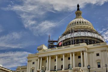 US Capitol Building Dome Restoration