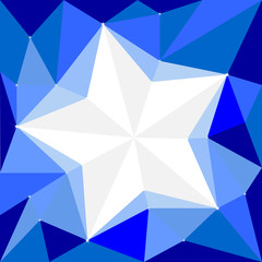 Star on Background White Cool wallpapers